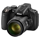 Nikon Coolpix P600 16.1MP Digital Camera with 60x Optical Zoom