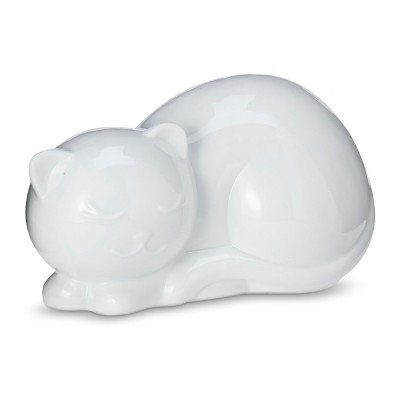 Circo Nightlight Cat Porcelain