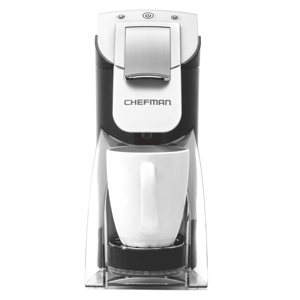 Chefman Barista Coffee Maker : CHEFMAN SINGLE SERVE COFFEE MAKER