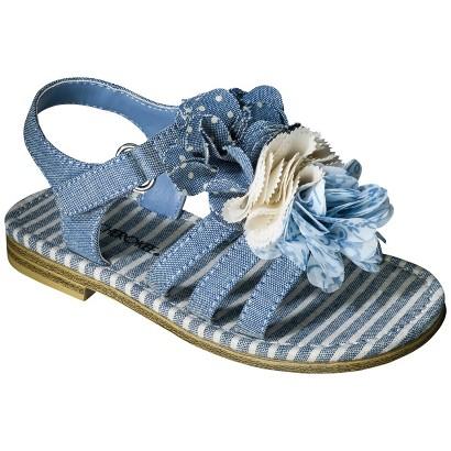Toddler Girl's Cherokee® Joslyn Sandals - Blue
