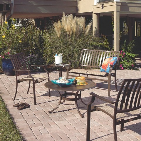 Panama Jack™ Island Breeze 5-Piece Sling Patio Conversation Furniture Set