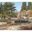 Panama Jack™ Island Cover 2-Piece Wicker Patio Chaise Lounge Furniture Set