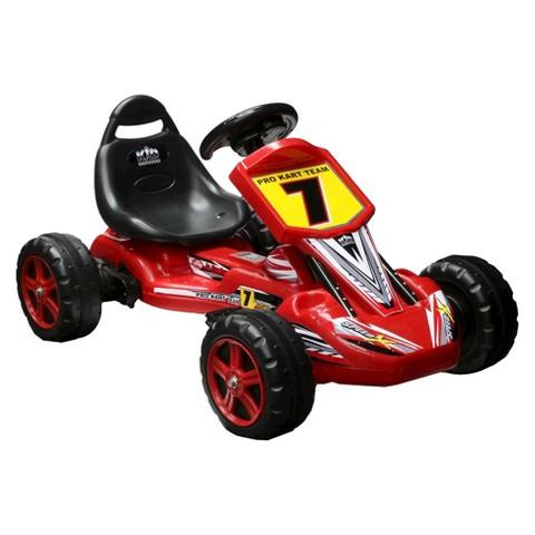 Kid Motorz Pro Cart 6V Ride On - Red