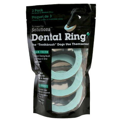 Omega Paw Dental Solution 3 Count