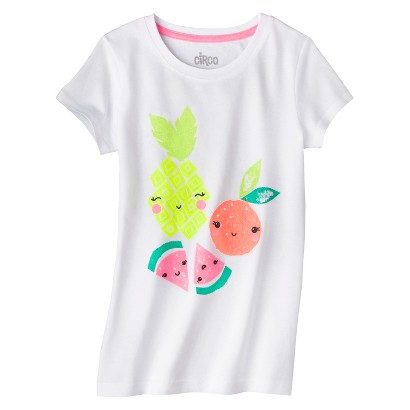 Girls' Fruit Graphic Tee