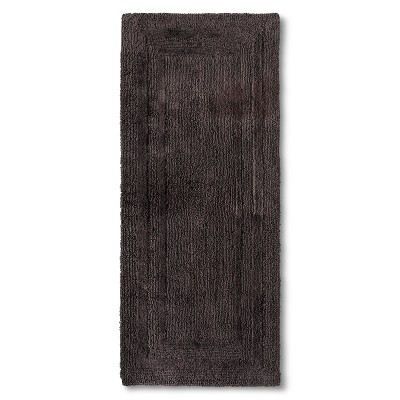 "Bath Runner - Gray (25X60"") - Fieldcrest™"