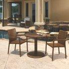 Panama Jack™ St. Barths 3-Piece Wicker Patio Bistro Furniture Set