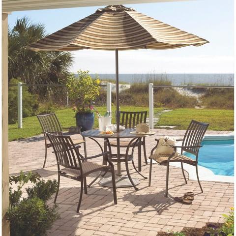 Panama Jack™ Island Breeze 5-Piece Sling Patio Dining Furniture Set