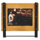Burnes of Boston® Natural Bolted Wood Frame - 7x5