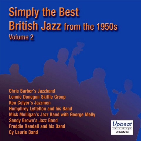 Simply the Best British Jazz from the 1950s, Vol. 2