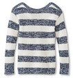 Infant Toddler Girls' Striped Pullover Sweater