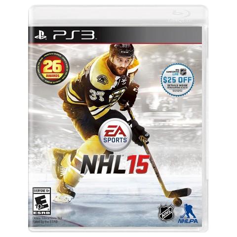 NHL 15 (PlayStation 3)