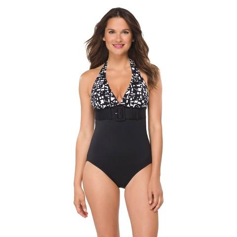 Women's 1-Piece Swimsuit Color Block - Lili Blu