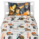 Star Wars Rebel Sheet Set - Twin (White)