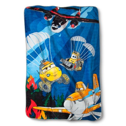 Disney Planes: Fire & Rescue Blanket