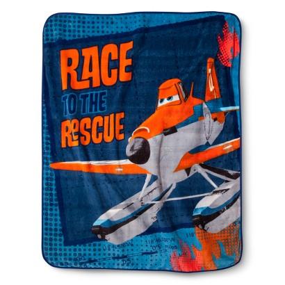 Disney® Planes: Fire & Rescue Throw