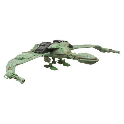 Diamond Select Toys Star Trek IV H.M.S. Bounty Klingon Bird Of Prey Ship