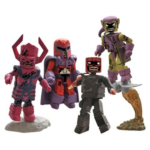 Diamond Select Toys Marvel Minimates Zombie Villains Box Set