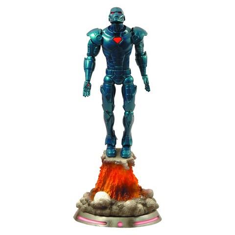Diamond Select Toys Marvel Select Stealth Iron Man Action Figure