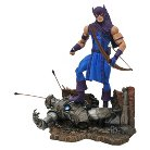 Diamond Select Toys Marvel Select Classic Hawkeye Action Figure
