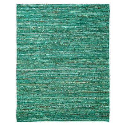 Cosmos Recycled Saree Area Rug
