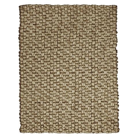 Mumbai Jute/Wool Area Rug
