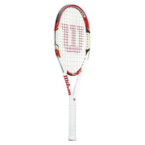 Wilson Federer Lite Mid-Plus Recreational Tennis Racquet - Size 2