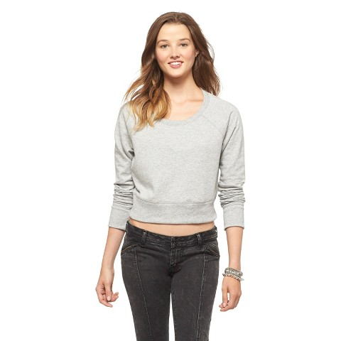 Cropped Crewneck Sweatshirt - Mossimo Supply Co.