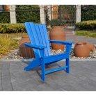Panama Jack™ Polyresin  Patio Adirondack Chair