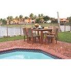 Panama Jack™ Leeward Islands Teak/Wicker Patio Furniture Collection