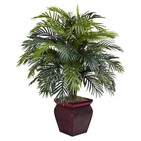 "Nearly Natural Artificial Palm Plant - (38"")"