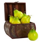 Nearly Natural Faux Pear (Set of 6)