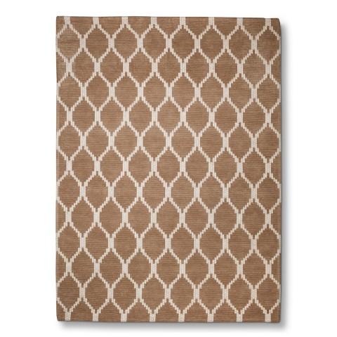 natural fretwork rug threshold target