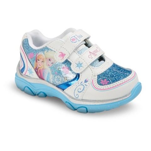 Disney® Frozen Toddler Girl's Sneakers - Blue