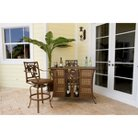 Coco Palm Wicker Patio Bar Furniture Collection