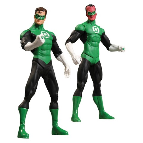 DC Comics Green Lantern Rebirth Collectors Set