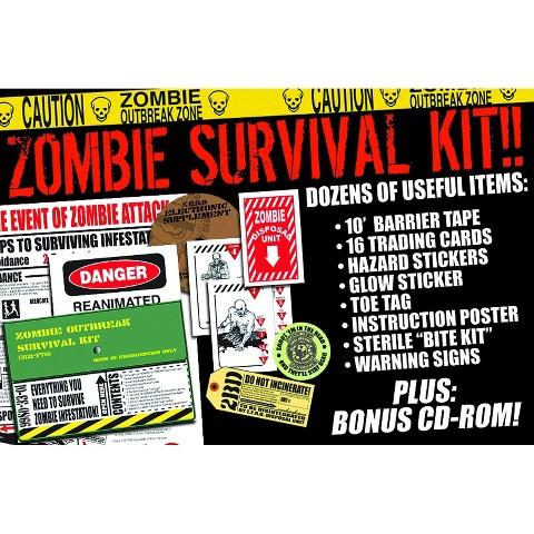 Spherewerx Zombie Outbreak Survival Kit