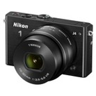 Nikon J4 18.4 MP Digital Camera with NIKKOR 10-30mm f/3.5-5.6 PD Zoom Lens - Black
