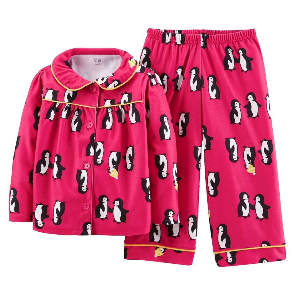 2eaf01f5858b Just One You™ Made by Carters® Toddler Girls Penguin Pajamas on ...