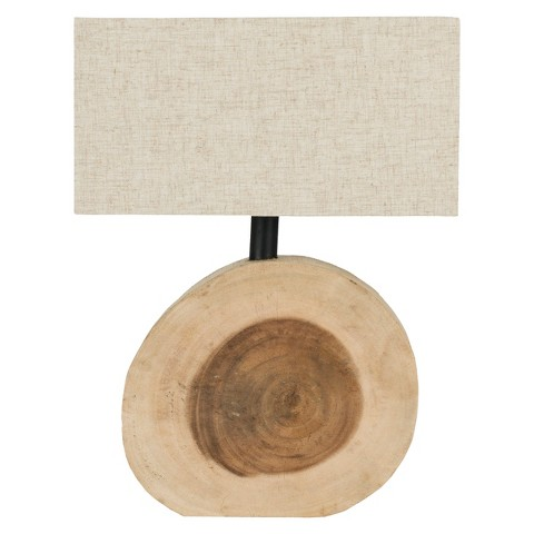 Safavieh Table Lamp - Natural