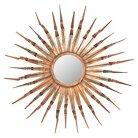 Safavieh Decorative Sun Mirror - Brown