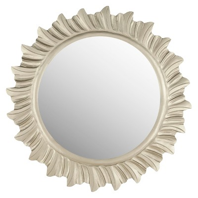 Safavieh By The Sea Mirror - Pewter