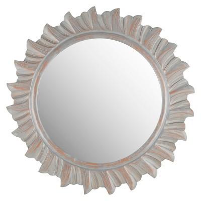 Safavieh By The Sea Mirror - Grey