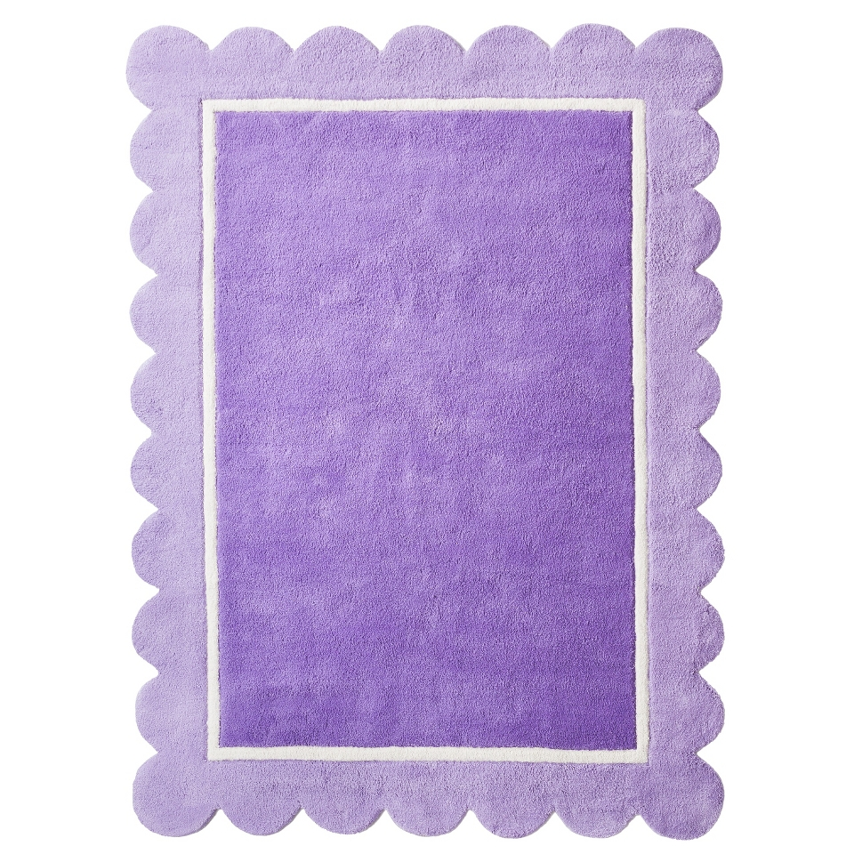 Circo™ Scalloped Area Rug on PopScreen
