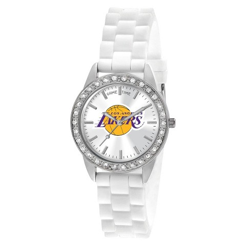Women's Game Time NBA Frost Series Watches - Assorted Teams
