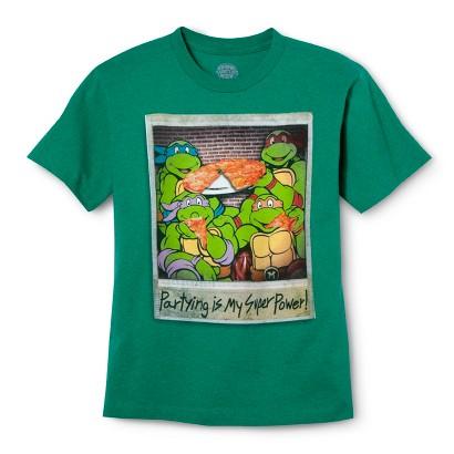 Teenage Mutant Ninja Turtles Boys' Graphic Tee