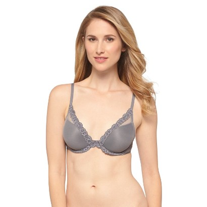Self Expressions® by Maidenform® Illusion Lace Trim Bra 5127