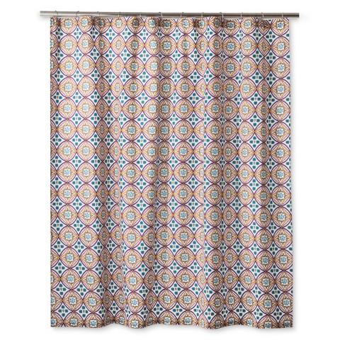 boho boutique sueli reverse shower curtain target