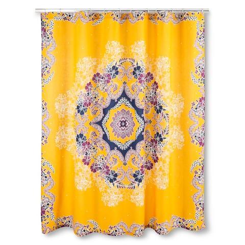 boho boutique sueli shower curtain target