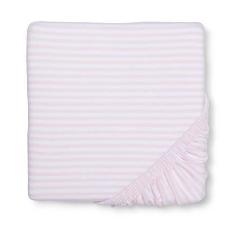 Burt's Bees Baby™ Organic Fitted Cradle Sheet